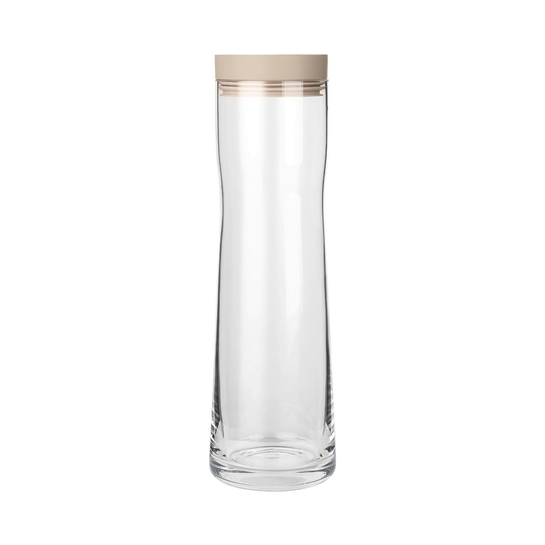 Karafa na vodu SPLASH 1000 ml, béžová - Blomus