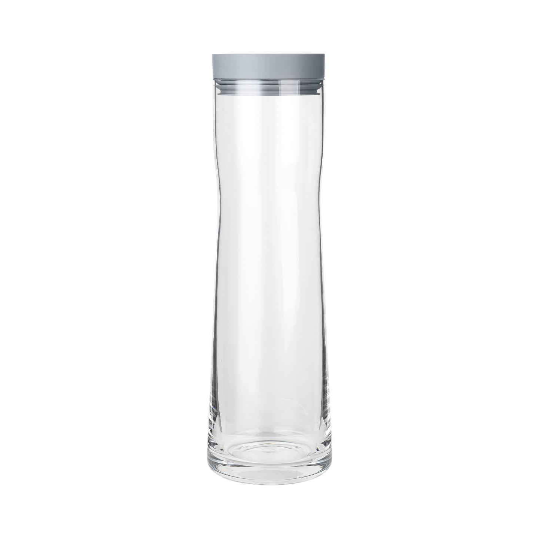 Karafa na vodu SPLASH 1000 ml, šedá - Blomus