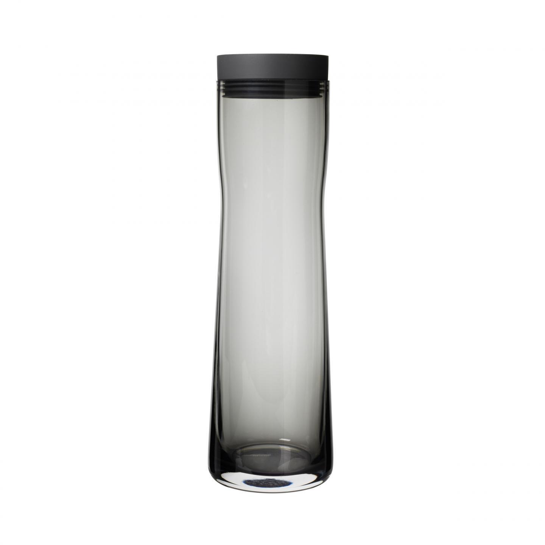 Karafa na vodu SPLASH 1000 ml, černá - Blomus