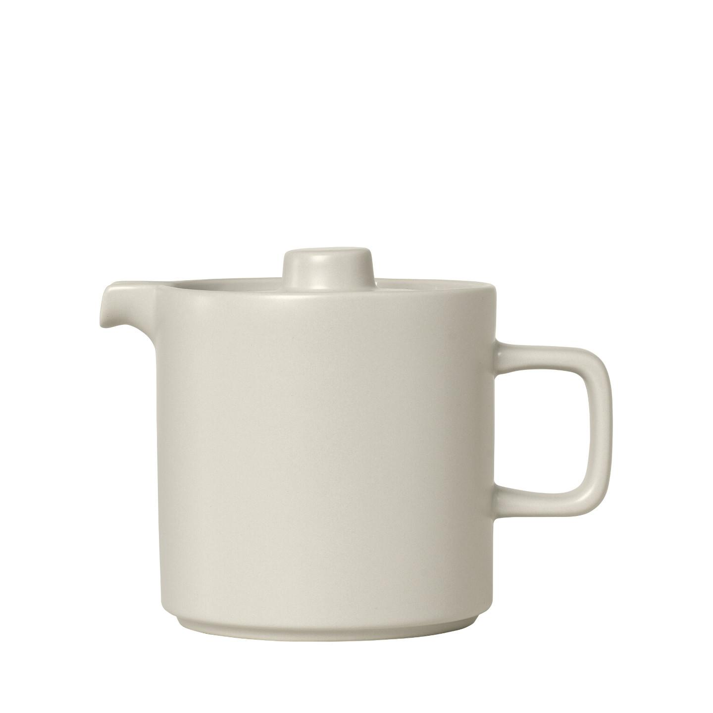 Konvice na čaj PILAR 1 l, krémová - Blomus