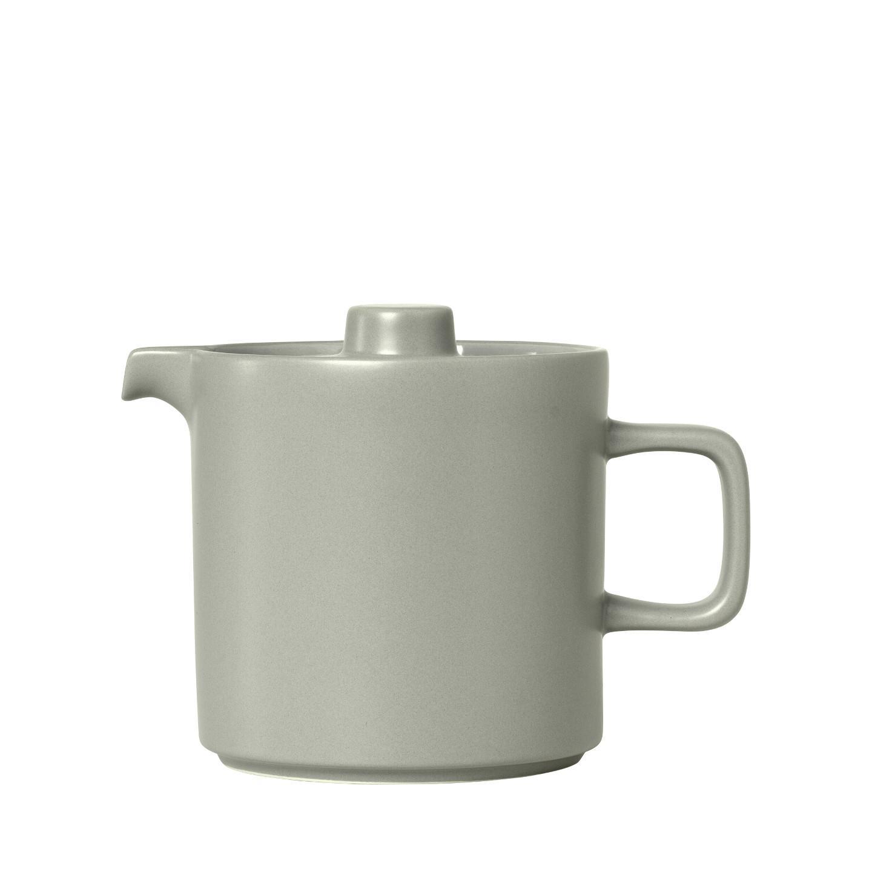 Konvice na čaj PILAR 1 l, štěrková šedá - Blomus