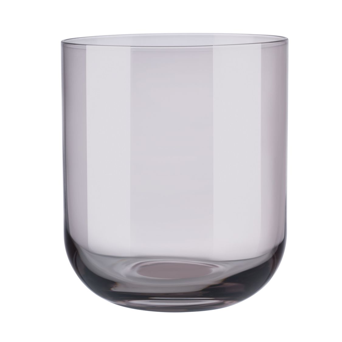 Sada sklenic FUUM 4ks, hnědofialová - Blomus