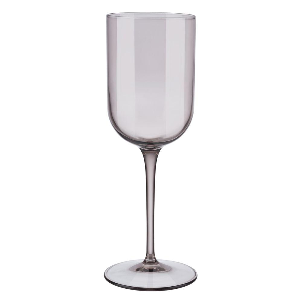Sada sklenic na bílé víno FUUM 4ks, hnědofialová - Blomus