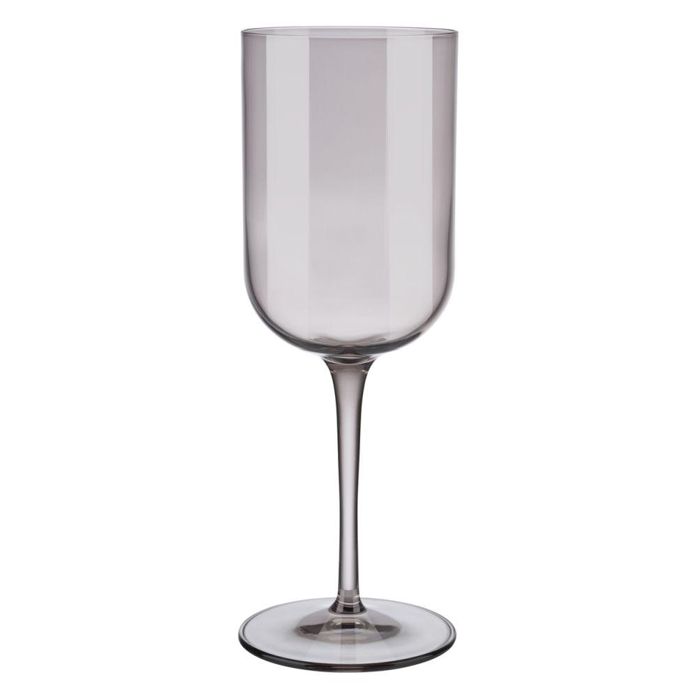 Sada sklenic na červené víno FUUM 4ks, hnědofialová - Blomus