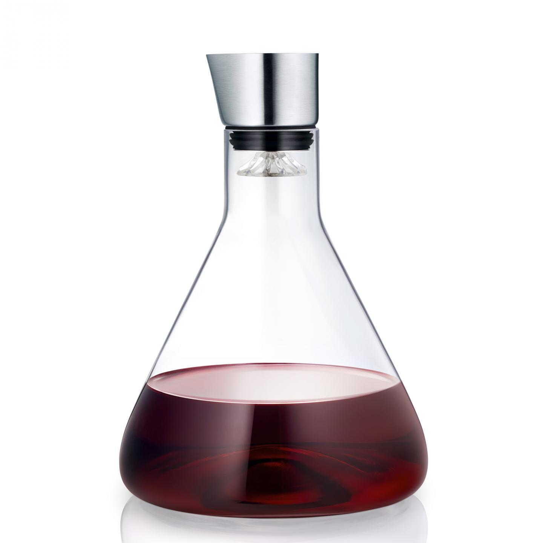 Karafa na víno DELTA 2 l, dekantovací - Blomus