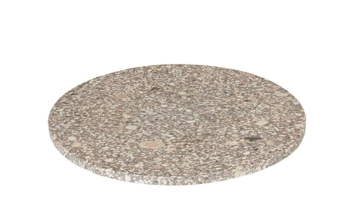 Servírovací kamenné prkénko ROCA 30 cm, kulaté - Blomus