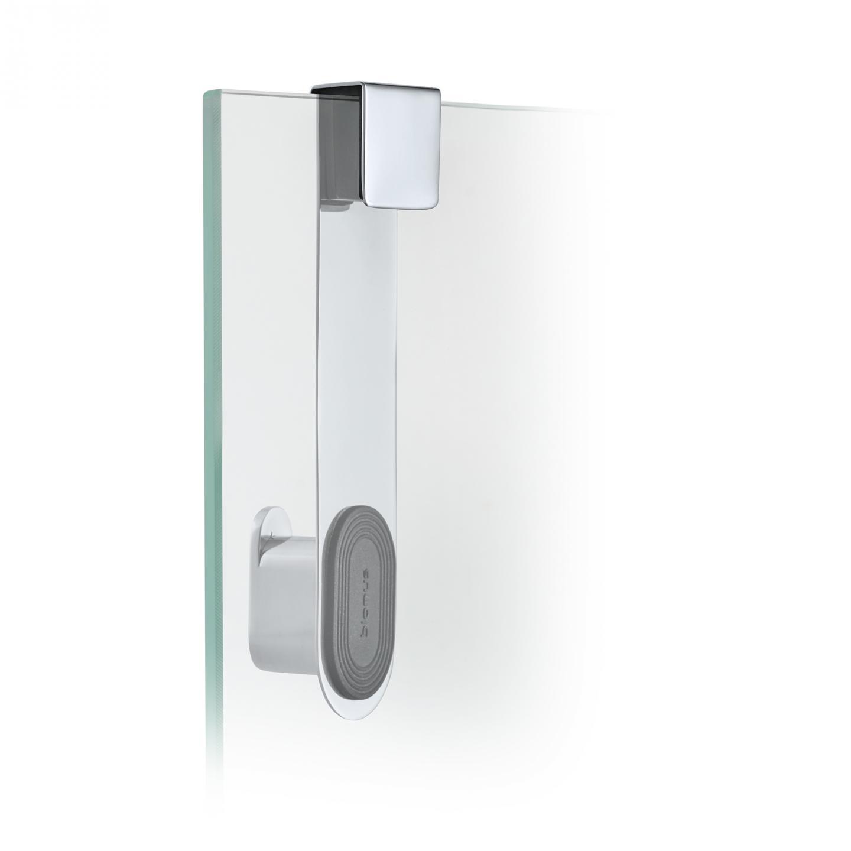 Háček na skleněné dveře AREO, lesklý - Blomus