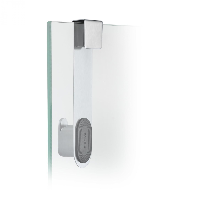 Háček na skleněné dveře AREO, matný - Blomus