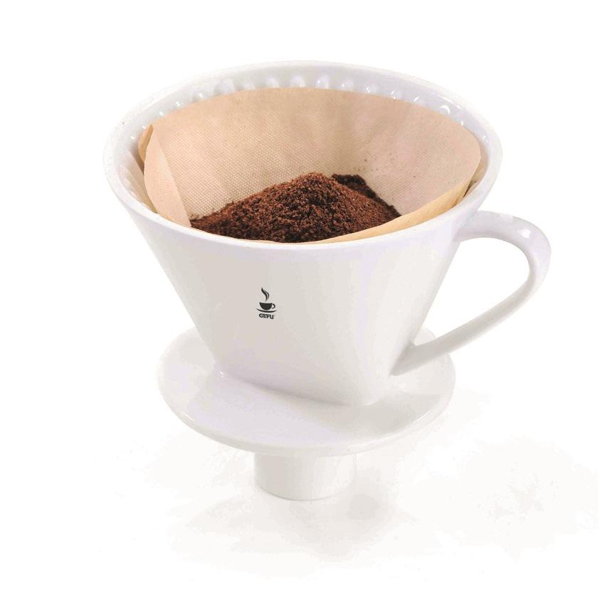 Filtr na kávu SANDRO velikost 4 - GEFU