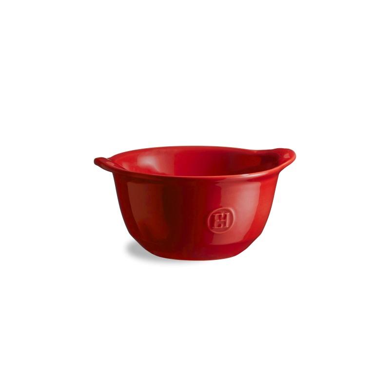 Miska na polévku i zapékání Ultime granátová 0,55 l - Emile Henry