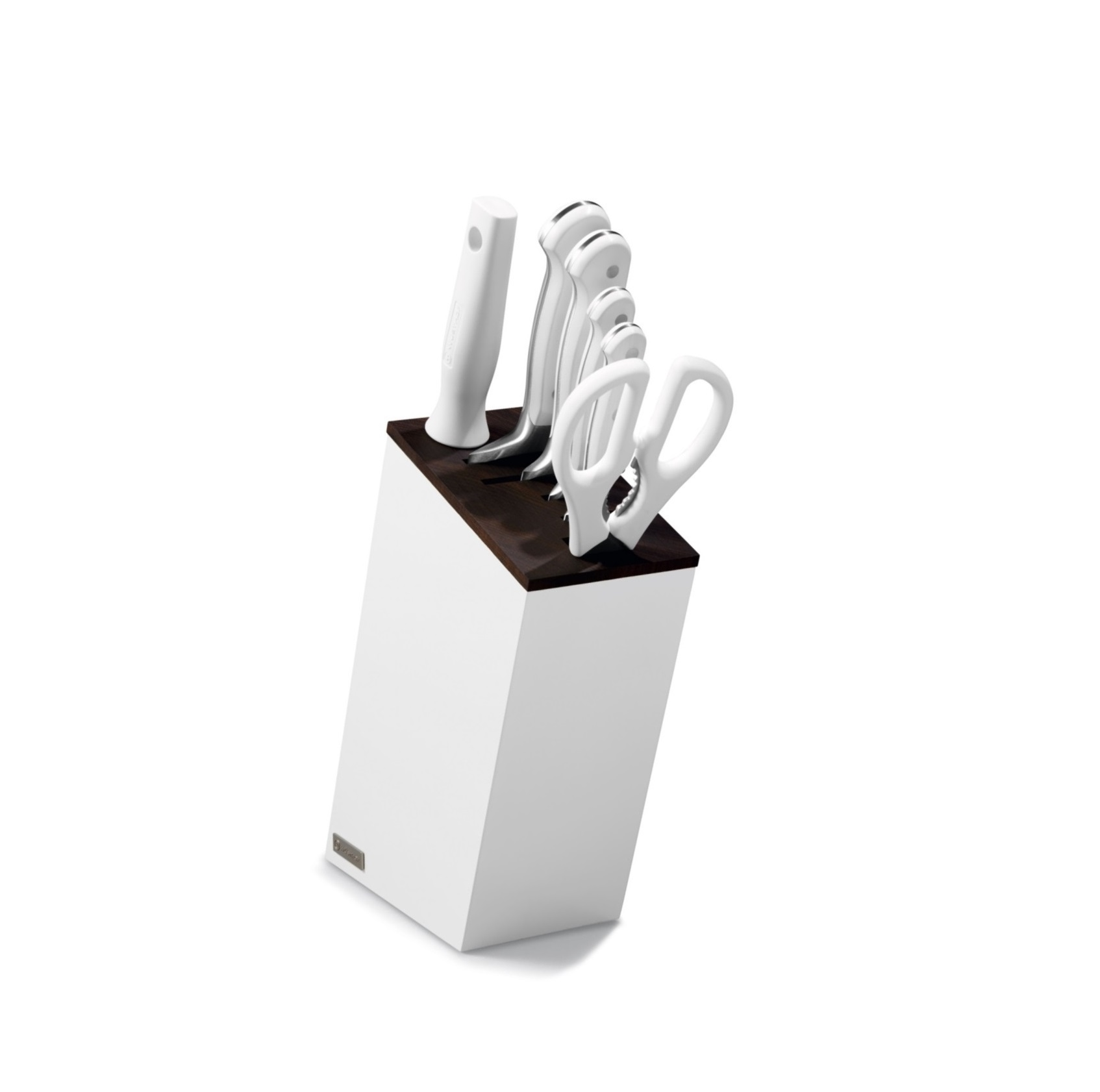 Blok s noži CLASSIC White 6 ks - verze Nůž na chléb - Wüsthof Dreizack Solingen