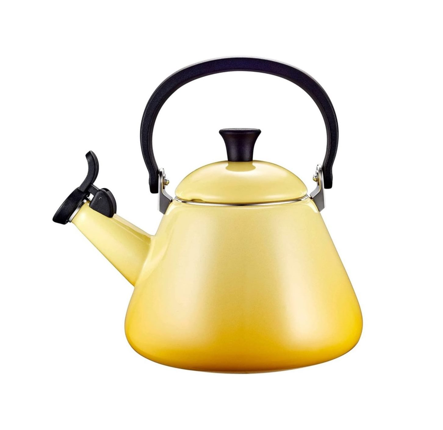 Konvice na vaření vody KONE 1,6l citronová - LE CREUSET