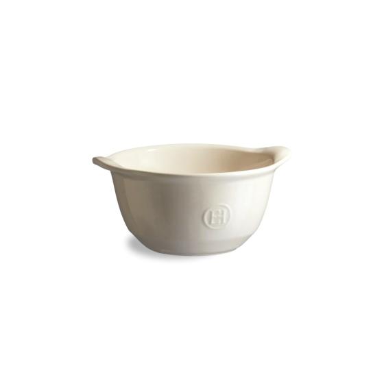 Miska na polévku i zapékání Ultime Clay krémová 0,55 l - Emile Henry