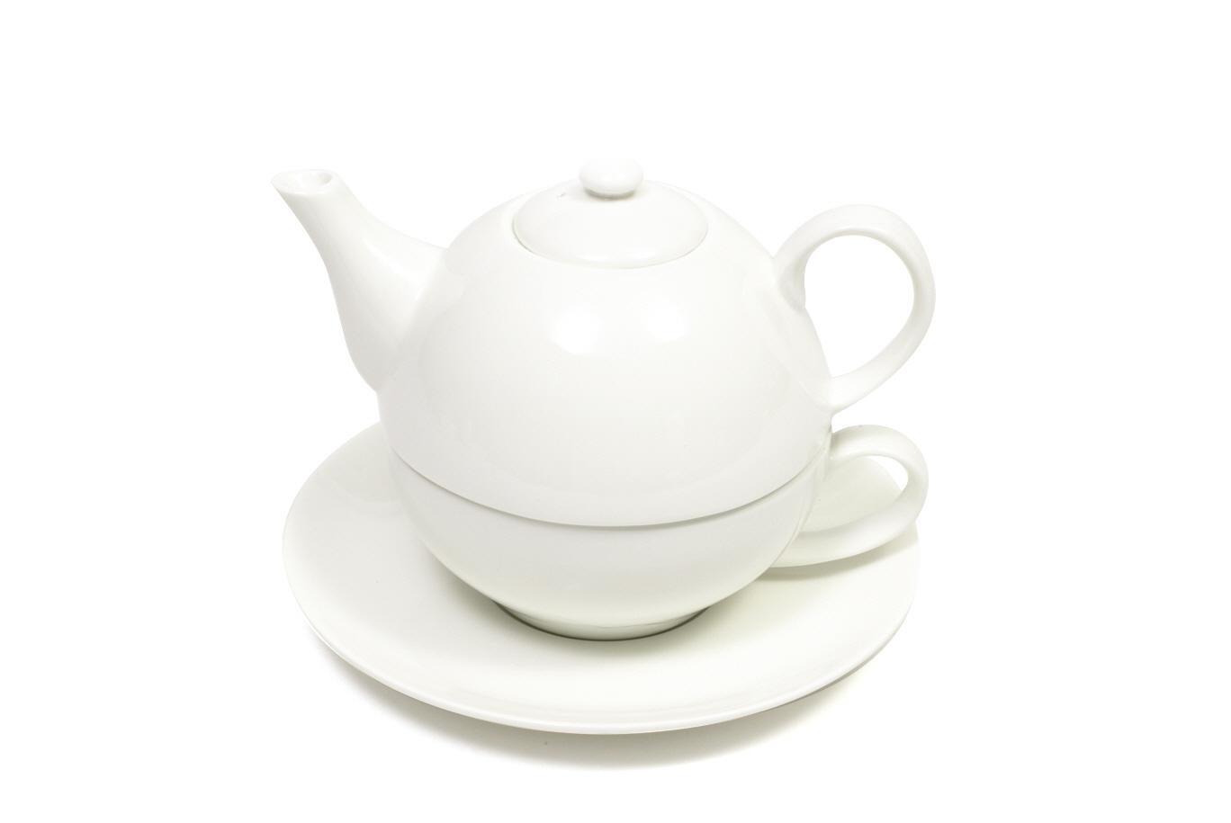 Čaj pro jednoho White Basics - Maxwell&Williams