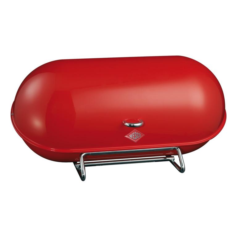 Chlebník Breadboy červený - Wesco