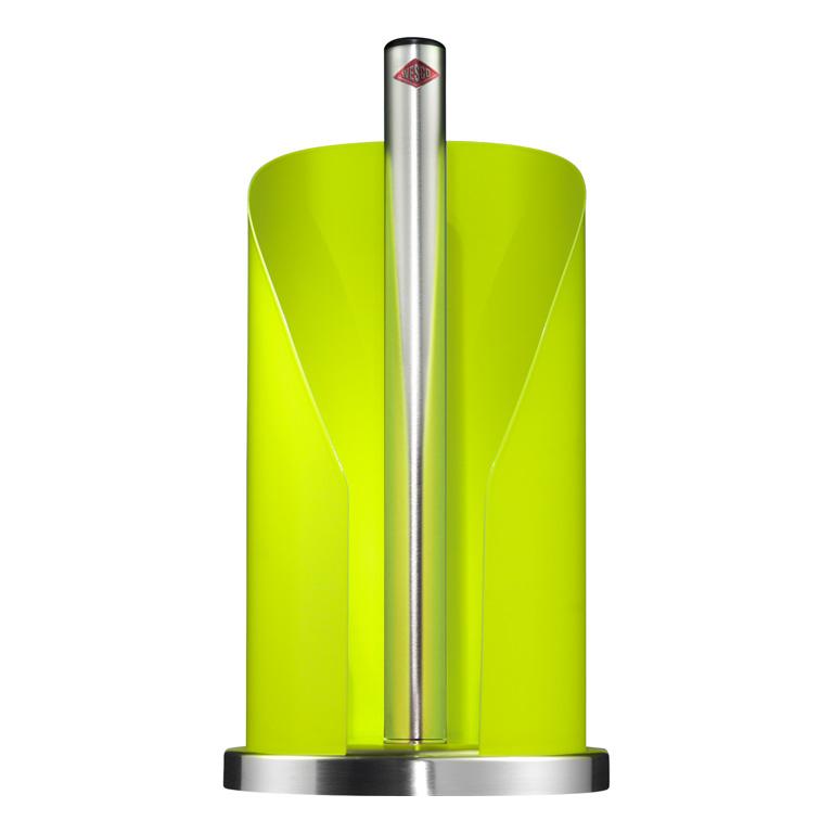 Držák na papírové ubrousky zelený - Wesco