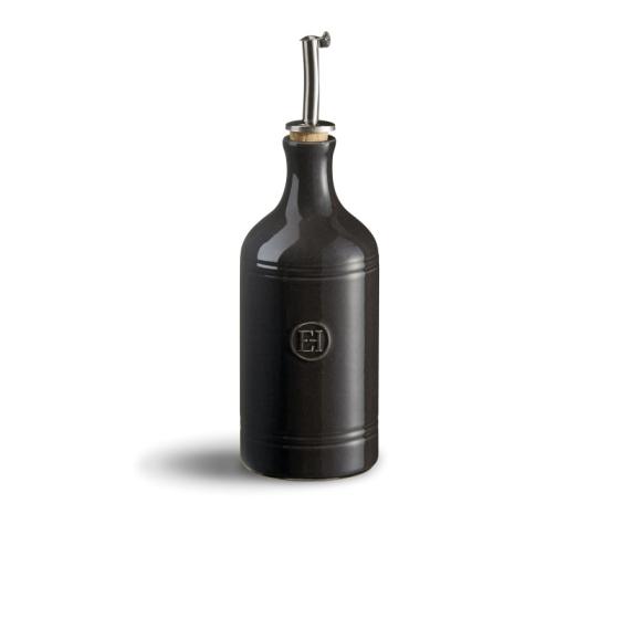 Dóza na ocet/olej Charcoal pepřová - Emile Henry