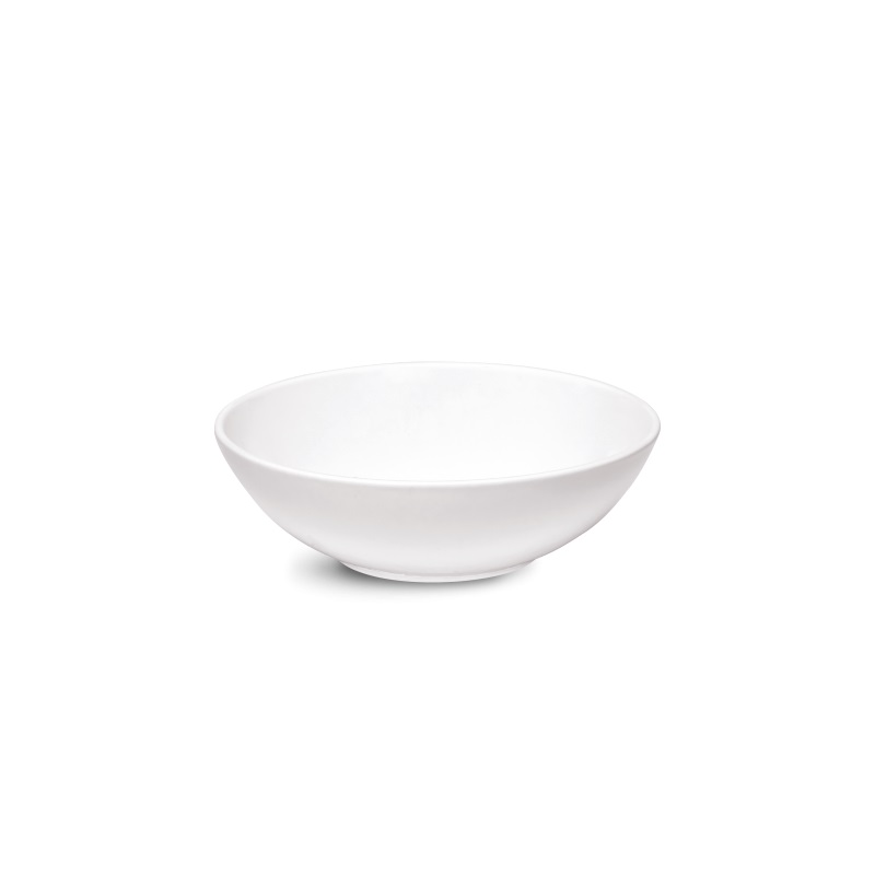 Miska na salát 16 cm Flour bílá nugátová - Emile Henry