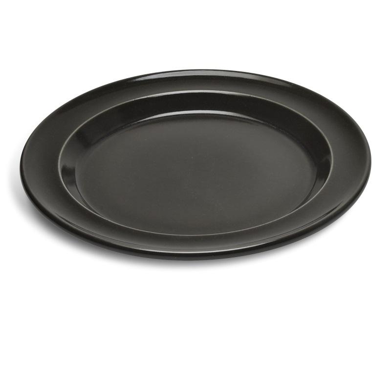 Talíř jídelní 28 cm Charcoal pepřový - Emile Henry