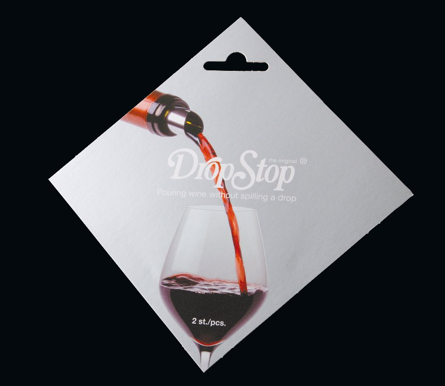 Nálevka na víno DropStop - Cilio