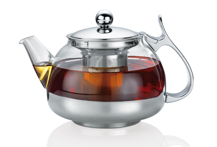 Čajová konvice s nerezovým filtrem 1200 ml - Küchenprofi