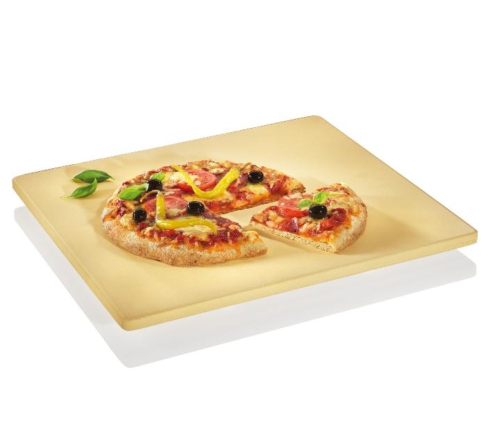Kámen na pizzu s nožičkami - Küchenprofi