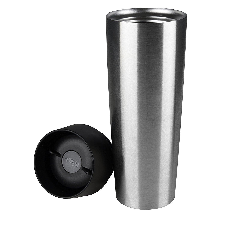 termohrnek travel mug grande quick press 500 ml nerezov. Black Bedroom Furniture Sets. Home Design Ideas