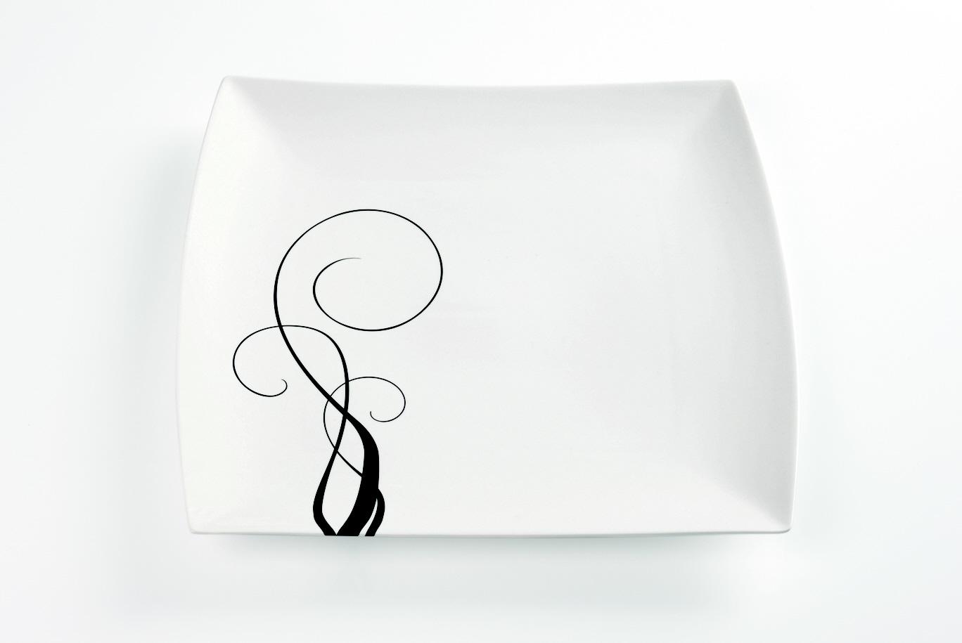 Obdélníkový podnos Breeze 40 x 20 cm - Maxwell Williams